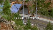 Episode:Paradise Lost