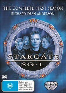 Stargate SG-1 - The Complete First Season (DVD, AUS, 2007-04-04 - front cover).jpg