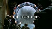Episode:The First Ones