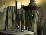 Episode:Reality