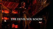Episode:The Devil You Know